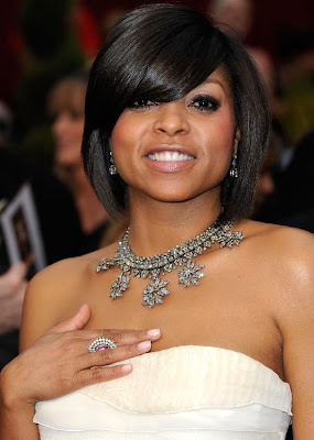 Oscars7 The Curious Case of Taraji P. Hensons Hair
