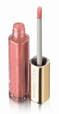 Dolce+and+Gabbana+the lip gloss ULTRA SHINE LIPGLOSS in BABY Dolce & Gabbana The Make Up: Fall Romantic Collection and Holiday Golden Beams Collection