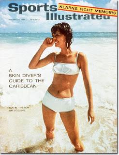 sports+illustrated+swimsuit+1960s Happy Birthday, Bikini: Venus Razor Giveaway