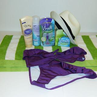 spoiled+pretty+venus+giveaway Venus Razor Giveaway Winner