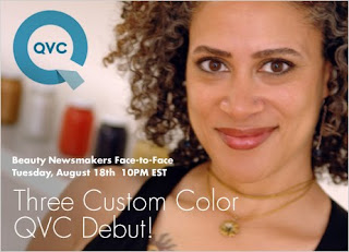 3+custom+color+specialists Three Custom Color Specialists Make QVC Debut