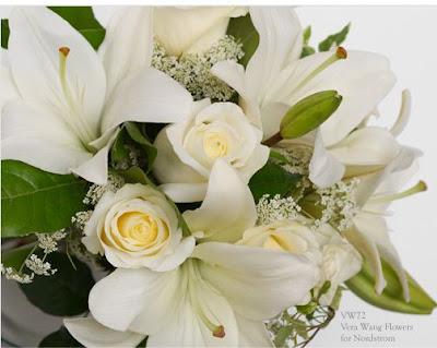 vera+wang+flowers Vera Wang Partners With FTD