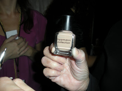 lela+rose+lippmann+nail+polish New York Fashion Week: Lela Rose, Spring 2010