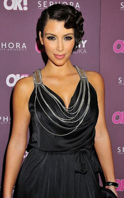 kim+kardashian+ok+launch+party OK! Magazine Party Celebrates Kim Kardashian, New Contributing Beauty Editor