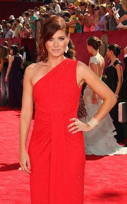 emmys+2009+debra+messing+2 Emmys 2009 Beauty: Debra Messing
