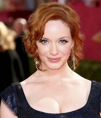 emmys+2009+christina+hendricks Emmys 2009 Beauty: Christina Hendricks