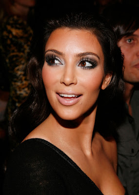 kim+kardashian+16 Spoiled Pretty Exclusive: Kim Kardashian Fashion Week Hairstyles How To