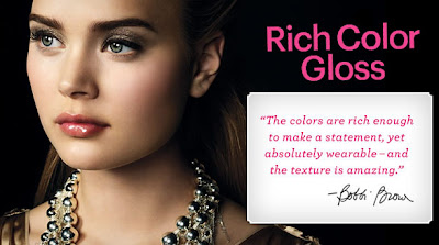 bobbi+brown+rich+color+gloss New From Bobbi Brown: Rich Color Lip Gloss
