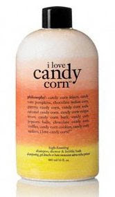 philosophy+candy+corn+shower+gel Halloween Treats from Philosophy