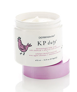 dermadoctor kp duty scrub Phantastic Products Inspired by the 2009 World Series