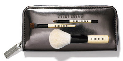Bobbi+Brown+Chrome+Mini+Brush+Set Bobbi Brown Chrome Collection
