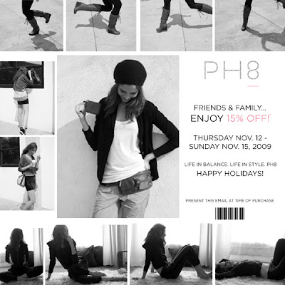 ph8+friends+and+family+coupon Congratulate The PH8 Giveaway Winner!