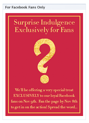 clarins+facebook+surprise Special Indulgence For Clarins Facebook Fans