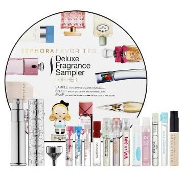 sephora+fragrance+sampler Holiday Beauty Gift Picks on the NBC 10! Show   Plus a Giveaway
