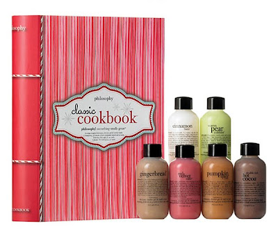 philosophy+classic+cookbook+gift+set Nordstrom.com Beauty Sale: Get On This!