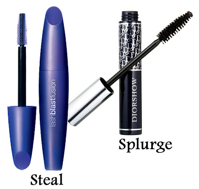 covergirl+lashblast+fusion+vs+diorshow+mascara Drugstore Beauty Must Haves!