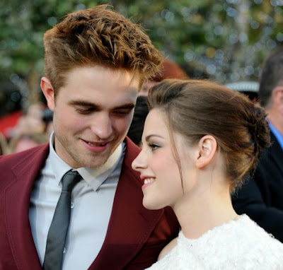 kristen+stewart+robert+pattinson+eclipse+premiere Get The Look: Kristen Stewart at Eclipse Premiere
