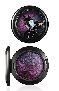 VenomousVillains Maleficent EMineralizeEyeShadowDuo MyDarkMa MAC Venomous Villains