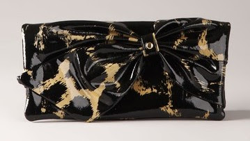 Felix+Rey+leopard+wallet Felix Rey Bow Pochette Wallet