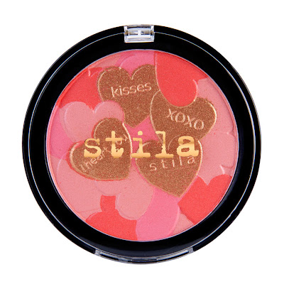 stila+make+me+blush+palette Valentines Day Beauty Giveaway Sponsored by Stila and June Jacobs