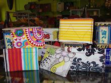Bolsas Tecido Recicladas