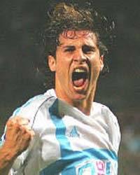 Lorik Cana  - Giocatore albanese gioca nell'Olympique Marsiglia