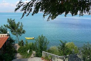 Lago di Scutari : Albania del Nord