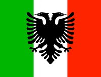 Italiani con origine albanese
