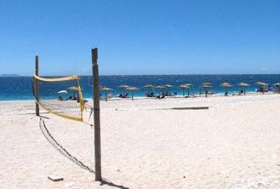 Spiagge sud Albania - le spiagge di Dhermi
