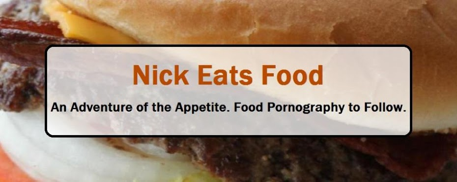 Nick Eats Food
