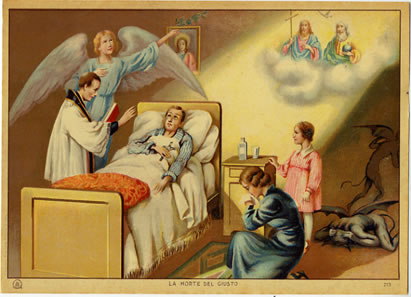 Resultado de imagem para morte catolica