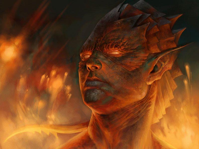 1ª Aventura - Ameaça Fantasma no Santuário - ( Final ) - Página 18 Fire_by_Keun_chul