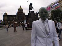 Fantomas v Praze