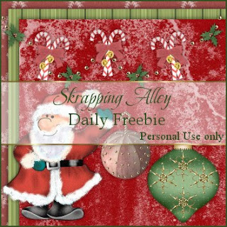 http://skrappingalley.blogspot.com/2009/11/daily-freebie-xmas-santa-and-ornaments.html