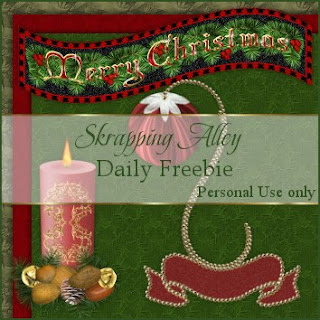 http://skrappingalley.blogspot.com/2009/11/daily-freebie-xmas-evergreen.html