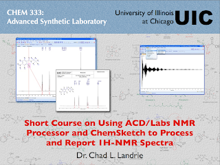 ACD/LABS - NMR DATA PROCESSING
