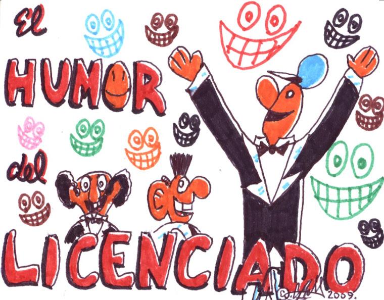 EL HUMOR DEL LICENCIADO - ARCHIVOS
