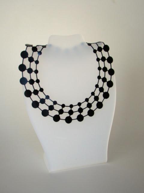 rubber necklace