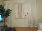 SHABBY CHIC DRAPES