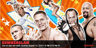 ver Summerslam 2010 en VIVO