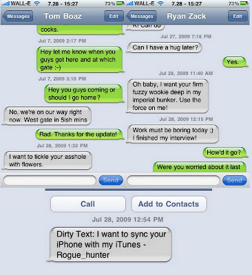 Dirty Texts To Send To Your Boyfriend To Turn Him On Funny Dirty Text Messa...
