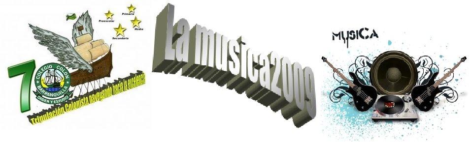 La musica2009