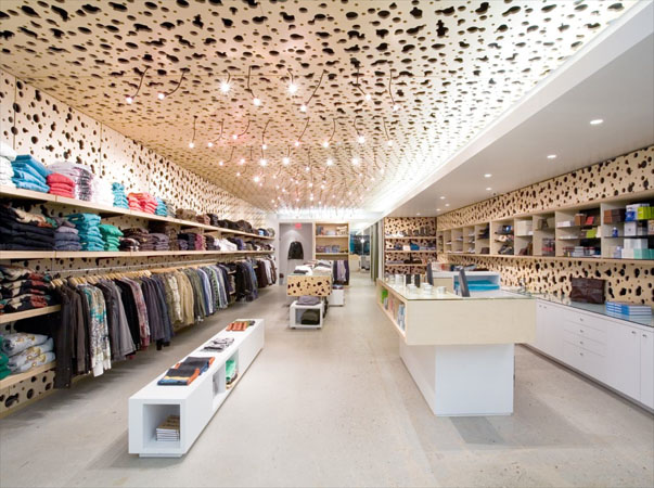 Imagine these retail interior design kitson men west for Retail store interior design