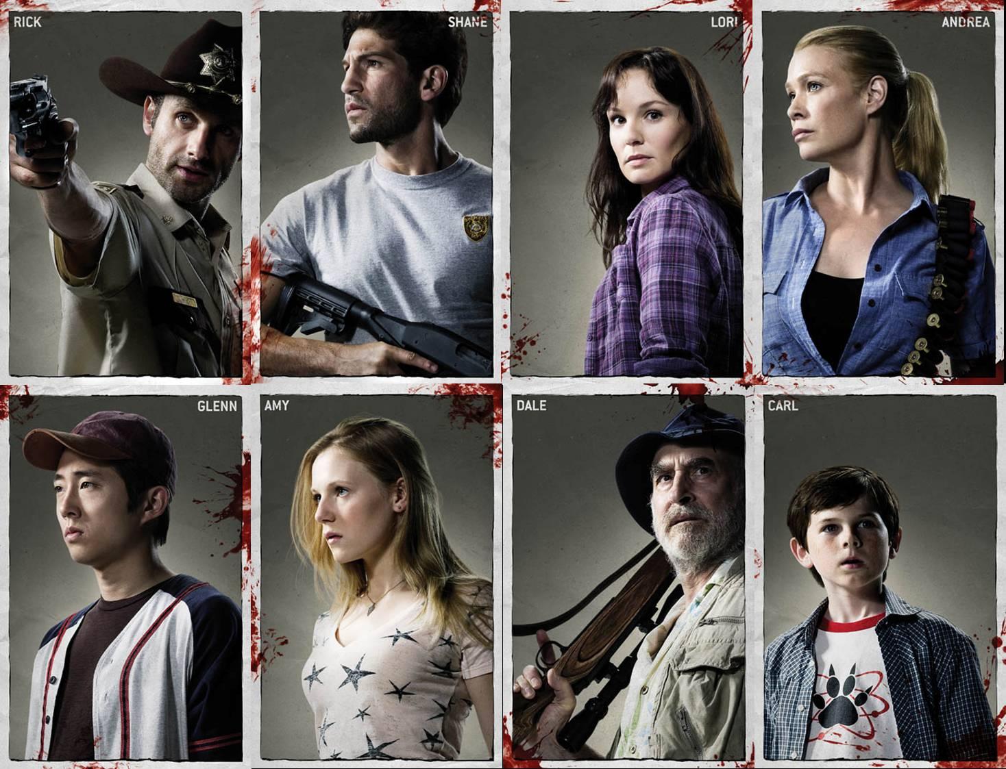 Follow Fear the Walking Dead