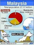 Malaysian population statistics