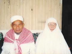 bonda & allahyarham ayahanda tercinta