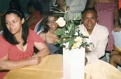 Familia, mamãe, papai e eu