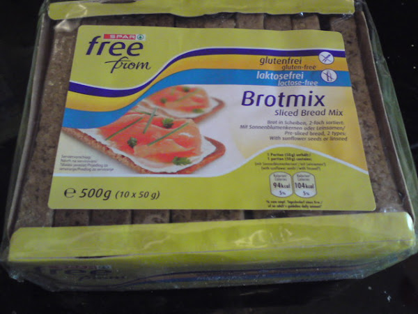 "SPAR ""Free From"" - BROTMIX"