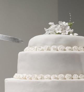 glutenfreie Hochzeitstorten - Chelsea Clinton & Viktoria von Schweden haben sich getraut!