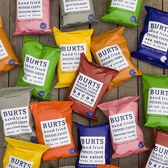Burts Potato Chips